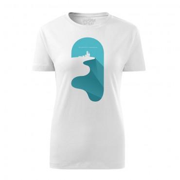 Śnieżne Kotły - Tshirt damski
