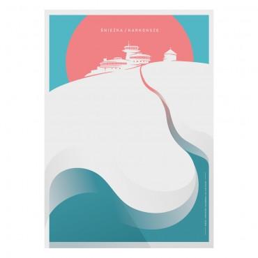 Śnieżka - Plakat