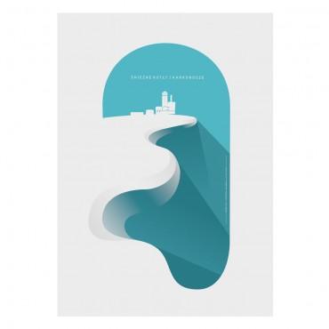 Śnieżne Kotły - Plakat